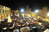 Arezzo Città del Natale 2016  dal 3 al 26 dicembre