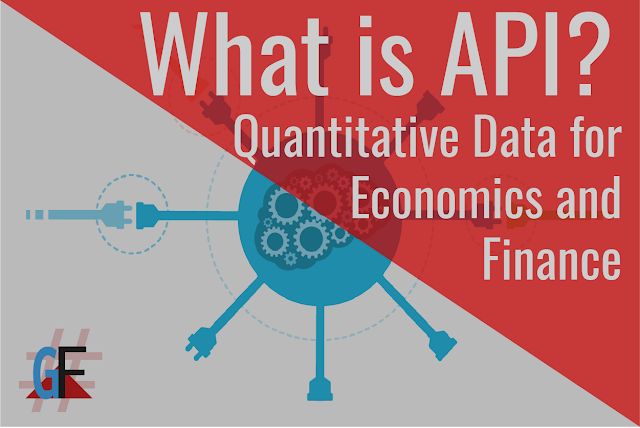 What is API (application programming interface) | Quantitative Data of Economic Indicators and Stock Market Data for Quantitative Research