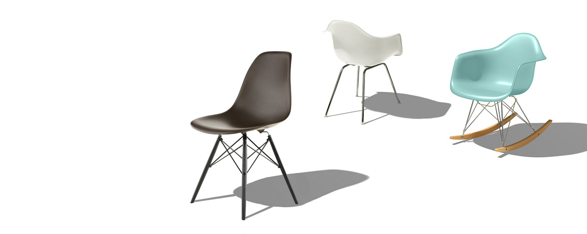 These unique chairs are functional and cute.
