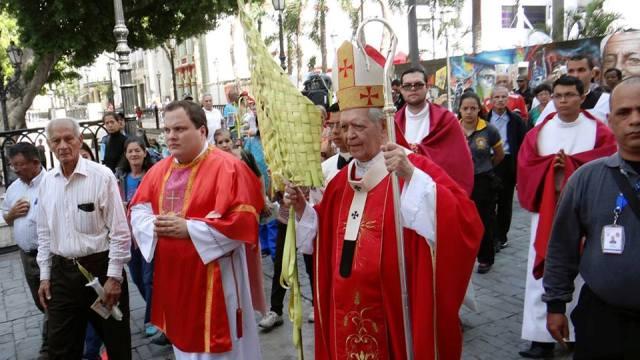 Cardenal Jorge Urosa Savino: La violencia viene por la represión del Estado