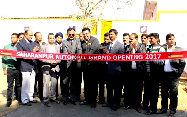 Shriram Automall inaugurates its fantastic new Automall facility in Saharanpur