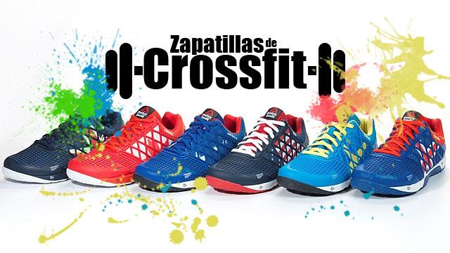 407ee3af6 Zapatillas crossfit, las mejores marcas, donde comprar al mejor precio