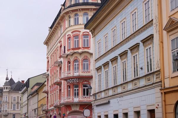 autriche klagenfurt carinthie art nouveau hôtel moser