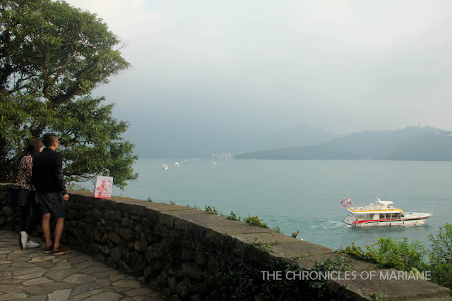 sun moon lake taichung
