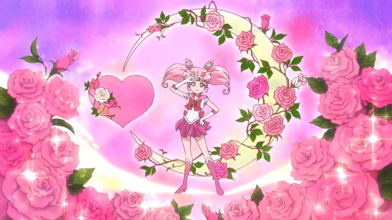 Sailor Moon Crystal Wallpaper Engine