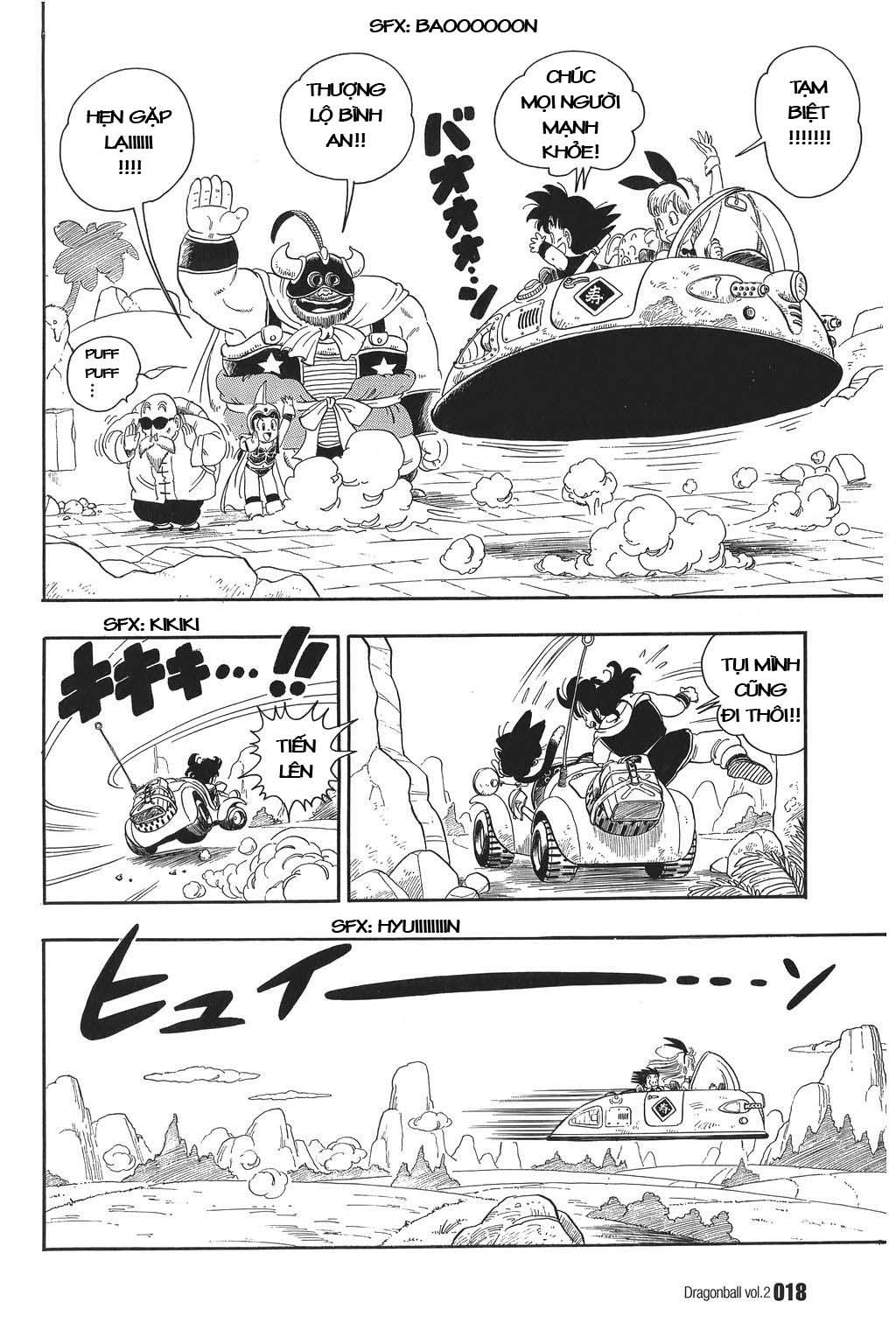 Dragon Ball chap 15 trang 23