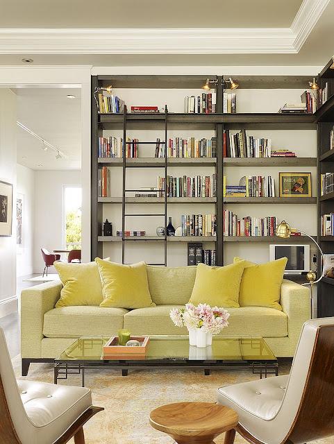 Desain Ruang Tamu Elegan Minimalis