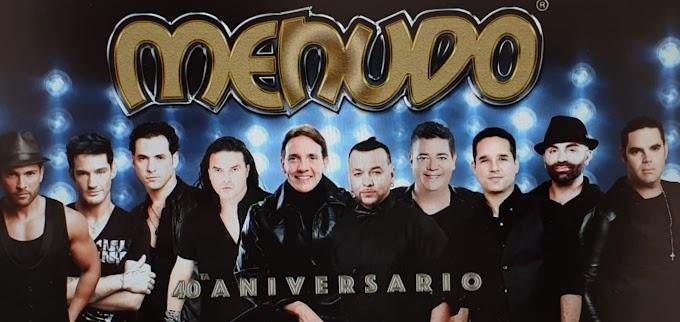 ünlü müzik grubu Menudo  yeni diziye başlayacak ( Menudo'nun Motosikletine Girin)