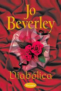 portada del libro diabólica de jo beverly