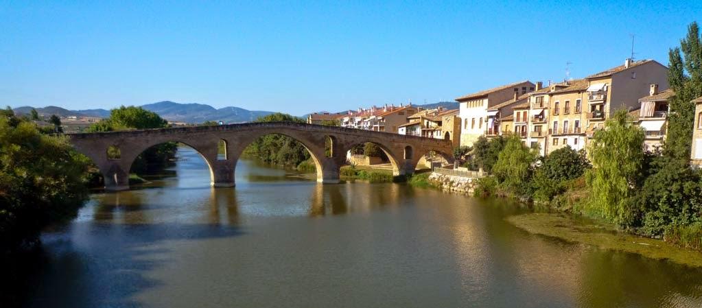 Puente la Reina Camino de Santiago Francés