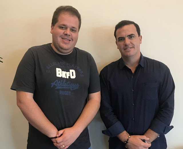 Luciano Júnior desiste de concorrer à Câmara Federal e declara apoio a João Fernando Coutinho