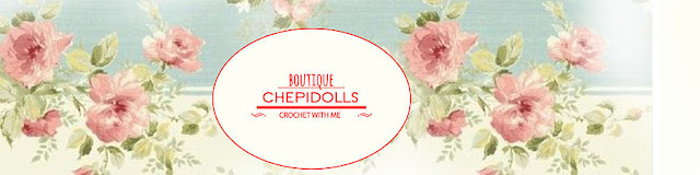 Logo and Banner for Chepidolls Boutique on Etsy