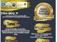 Lomba Karya Ilmiah Nasional 2019 di UMRAH