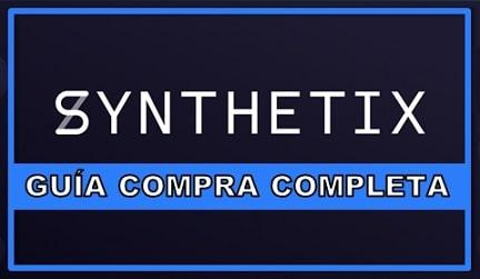 Comprar y Guardar en Wallet Oficial SYNTHETIX Token (SNX)