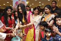 Actress Adah Sharma Launches Saree Niketan Showroom  0008.jpg