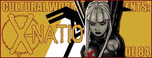Cultural Wormhole: Cultural Wormhole Presents: X-Nation
