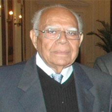 Ram Jethmalani is a famous lawyer