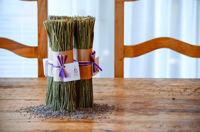 Organic Lavender Stalks