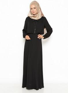 Dress muslim untuk kerja