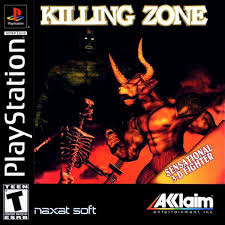 Killing Zone - PS1 - ISOs Download