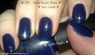 OPI-road-house-blues-swatch