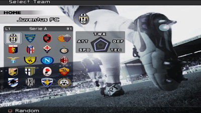 PES 6 Patch PES 7 Season 2010/2011