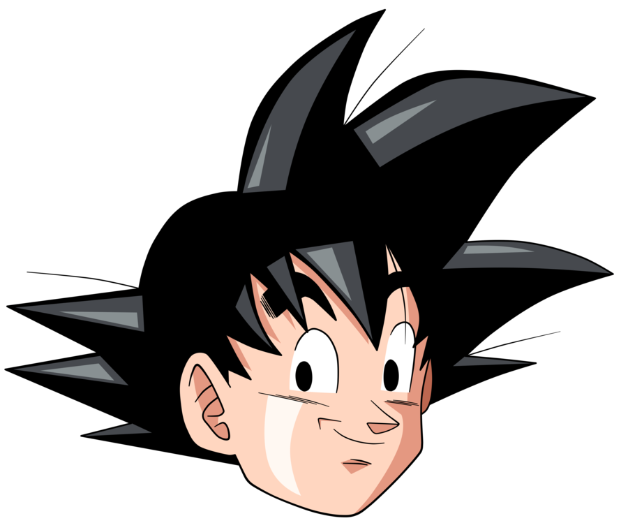 Gambar Kepala Kartun Dragon Ball Png Grafis Media