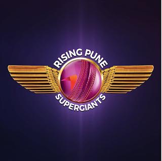 rising pune supergiants team logo