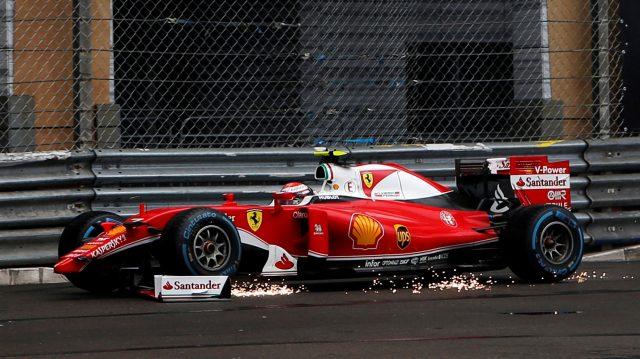 Jalannya Balapan GP Monaco