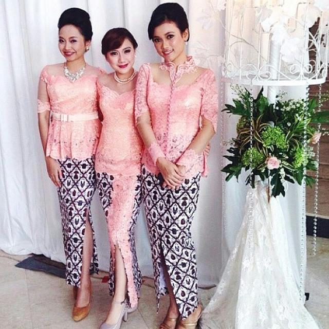 Inspirasi Model Baju Kebaya Modern Seragaman 2018 #4 - YouTube