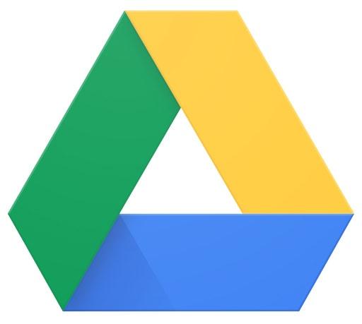 kirim file google drive