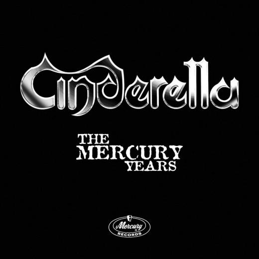 CINDERELLA - The Mercury Years [5-CD Box Set remastered] (2018) full