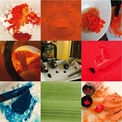 Atelier Des Pigments  Stages  Fabriquer Sa Peinture Naturelle Et