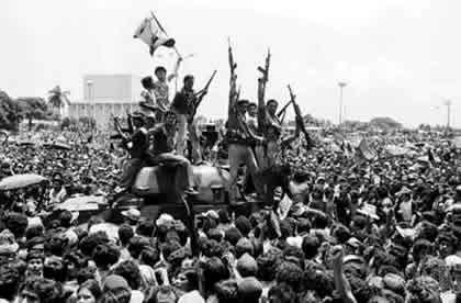 Nicaraguan Revolution (1979-1990)