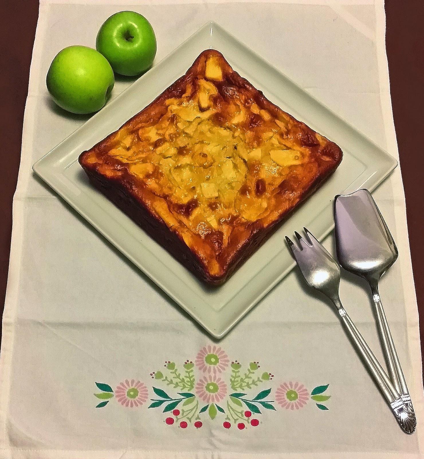 Tarta de Manzana de Anabel - Ana