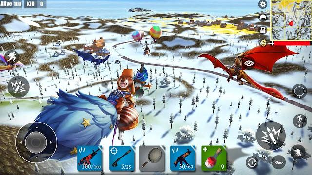 Battle Destruction v1.0.6 MOD UPDATE