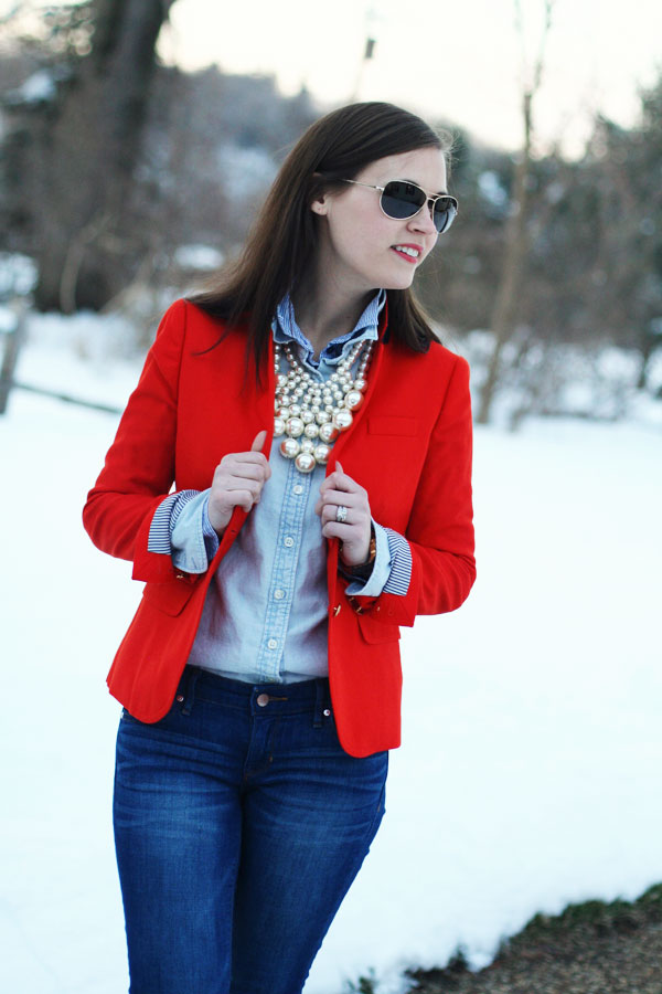 Jillggu0026#39;s Good Life (for Less) | A West Michigan Style Blog My Everyday Style Preppy Date Night!