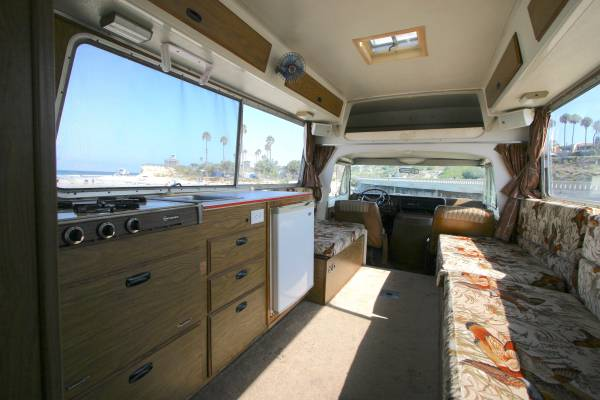 Boat N Rv >> Used RVs 1973 Ford Econoline Custom Camper For Sale by Owner