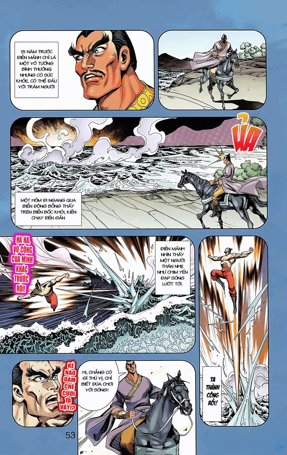 Tần Vương Doanh Chính chapter 7 trang 12