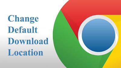 Cara Mengubah Lokasi Default Folder Download Google Chrome 14