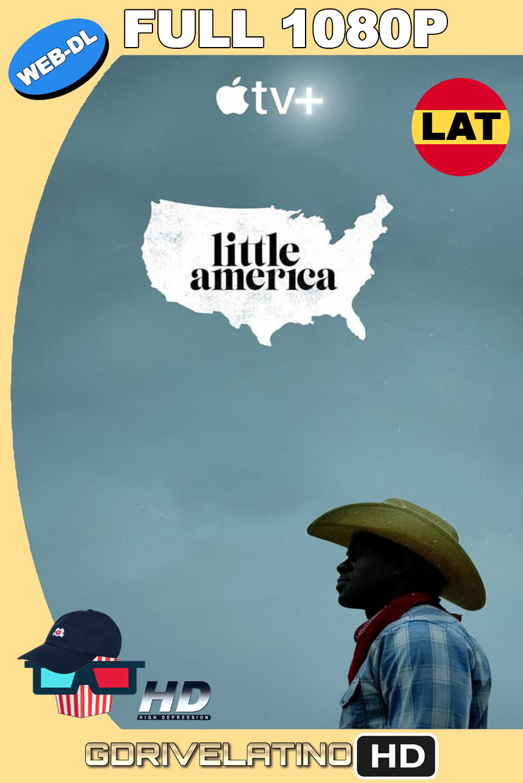 Little America (2020) Temporada 1 WEB-DL 1080p Latino-Inglés MKV