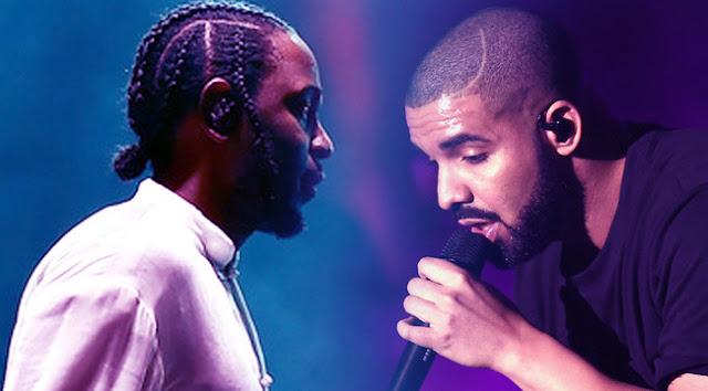 List ya nominations ya billboard mwaka 2018 Drake na Kendrick uso kwa uso.