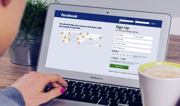 how to login to facebook mobile