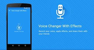التطبيق الأفضل للتعديل على الصوت Voice changer with effects PREMIUM