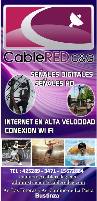 CABLE TV EN HD E INTERNET TODO EN UNO