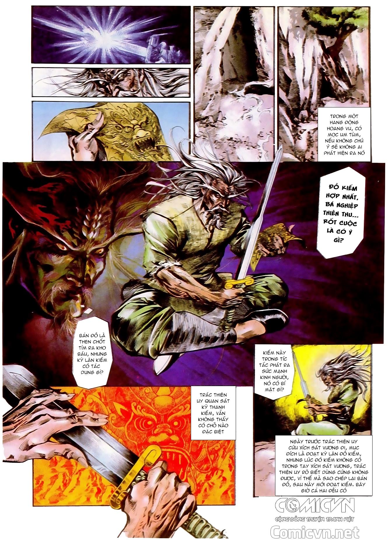 Thiết Tướng Tung Hoành Chap 272 - Trang 7