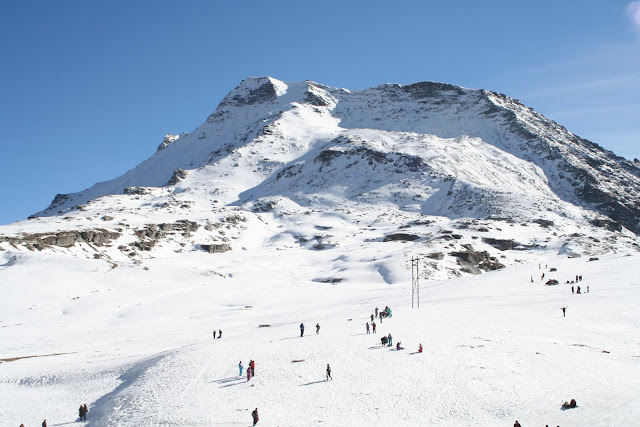 Rohtang Pass Permit Online Apply