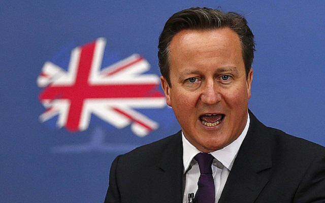 UK Prime Minister David Cameron to resign
