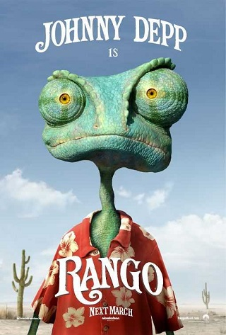 Rango 2011 Dual Audio Hindi 900mb HDRip 720p