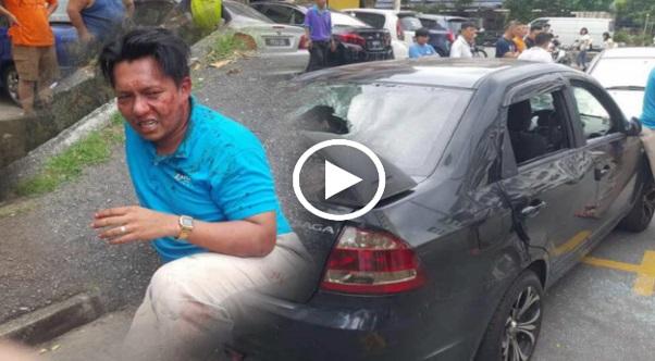 Video : Cerita Sebenar Pemandu Uber Dipukul Gara-gara Wanita Vietnam
